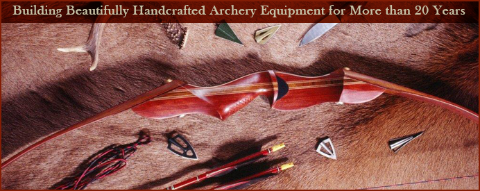 Handcrafted Bows, Archery Gear | Beavercreek, OR